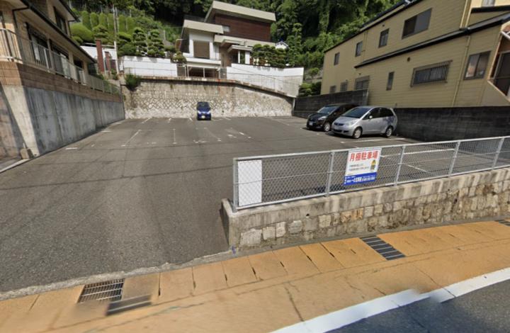 名池駐車場