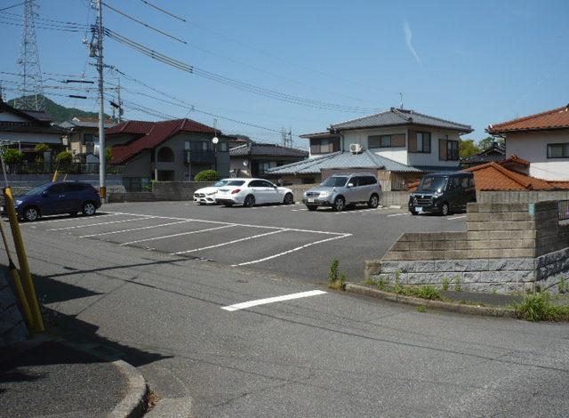 安養寺駐車場
