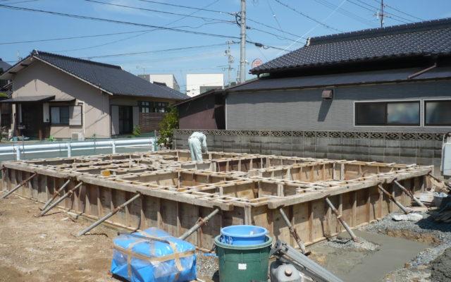 伊倉町新築工事・進捗状況のお知らせ