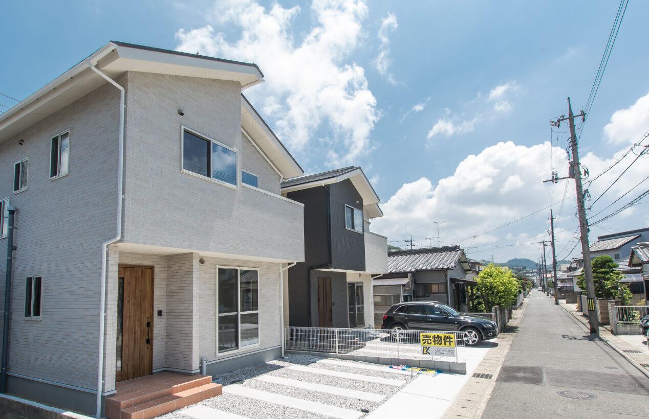 【新築】伊倉町2号地の画像1